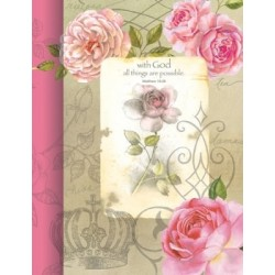 Journal-With God...Roses