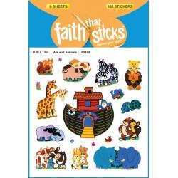 Sticker-Ark & Animals (6...