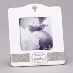 "Frame-Baby's Baptism (6.75"")"