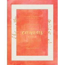 Message Canvas Bible-Hardcover