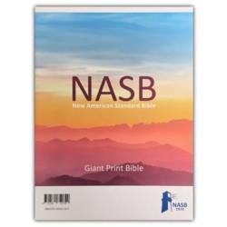 NASB 2020 Giant Print Text...