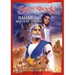 DVD-Rahab And The Walls Of...