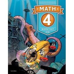 Math 4 Student Worktext...