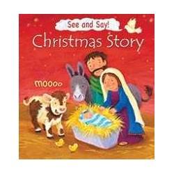 Christmas Story (See And Say)