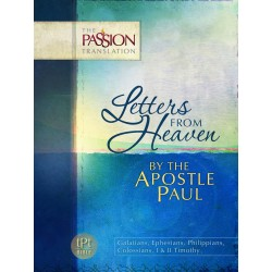 Letters From Heaven: By...