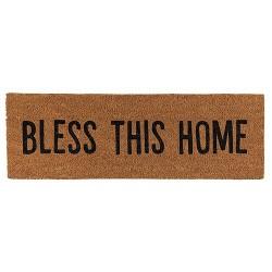 Coir Doormat-Bless This...