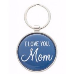 Keyring-I Love You  Mom...
