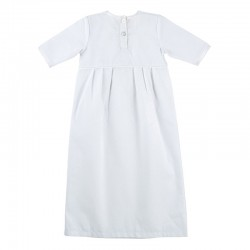 Baptism Gown-White...