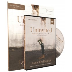 Uninvited Study Guide w/DVD...