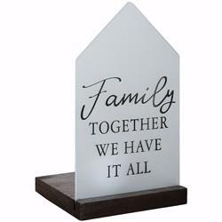 Tealight Table Decor-Family...