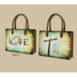 Bible Cover-Lady Bible...