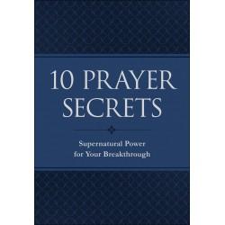 10 Prayer Secrets