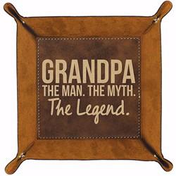 "Catchall Tray-Grandpa (6.5""..."