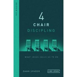 4 Chair Discipling (Repack)