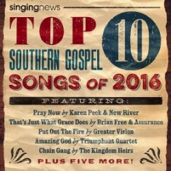 Audio CD-Top 10 Southern...
