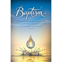 Bulletin-Baptism (Romans...