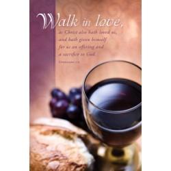 Bulletin-Walk In Love...