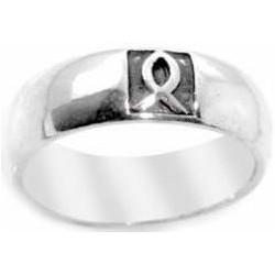 Ring-Ichthus w/Enamel...