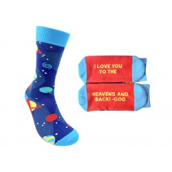 Socks-Heavens And Back...