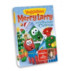 DVD-Veggie Tales: Merry...