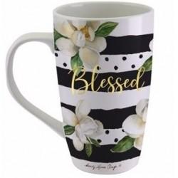 Mug-Latte-Blessed/Magnolia...