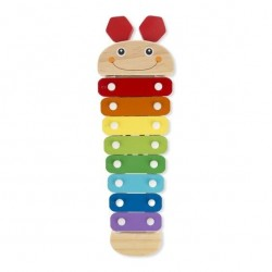 Caterpillar Xylophone (Ages...