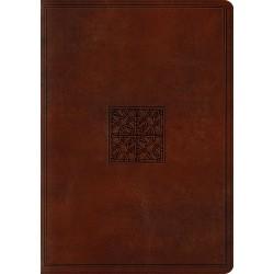 ESV Study Bible-Walnut...