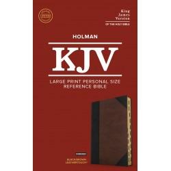 KJV Large Print Personal...