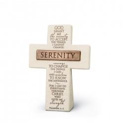 Cross-Serenity Prayer...