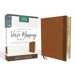 NIV Verse Mapping Bible...