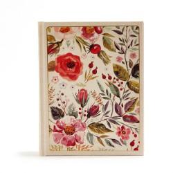 CSB Notetaking Bible-Floral...
