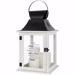 Lantern-In Our Hearts w/LED...