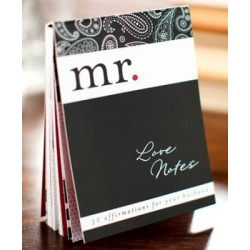 Note Card-Mr. Love Notes:...