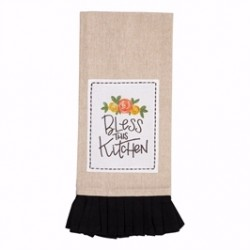 Tea Towel-Bless This...
