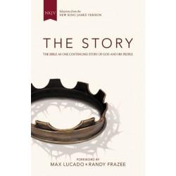 NKJV The Story-Hardcover