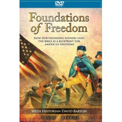DVD-Foundations Of Freedom...