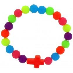 Bracelet-Elastic Plastic...