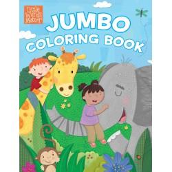 Jumbo Coloring Book (Little...