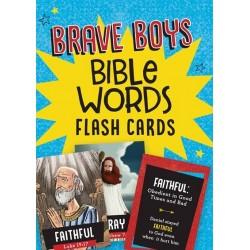 Brave Boys Bible Words...