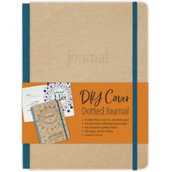 DIY Cover Dotted Journal