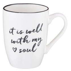 Mug-It Is Well w/Gift Box