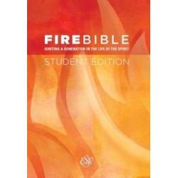 ESV Fire Bible Student...