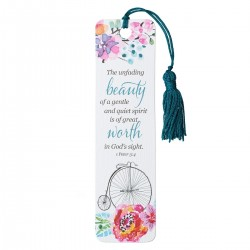 Bookmark-Beauty Of A Gentle...