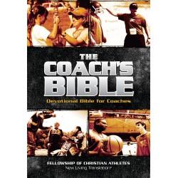 NLT Coach's Bible-Black...