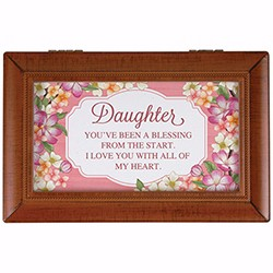 Music Box-Daughter Blessing