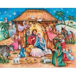 Large Advent...
