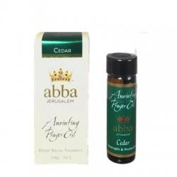 Anointing Oil-Cedar-1/4 Oz