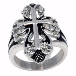 Ring-Fancy Cross...