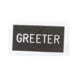 Badge-Greeter-Magnetic-Blac...