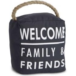 Door Stopper-Welcome Family...